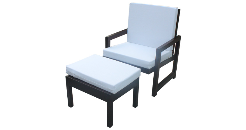Kahoyan Relaxed Chair Fixed