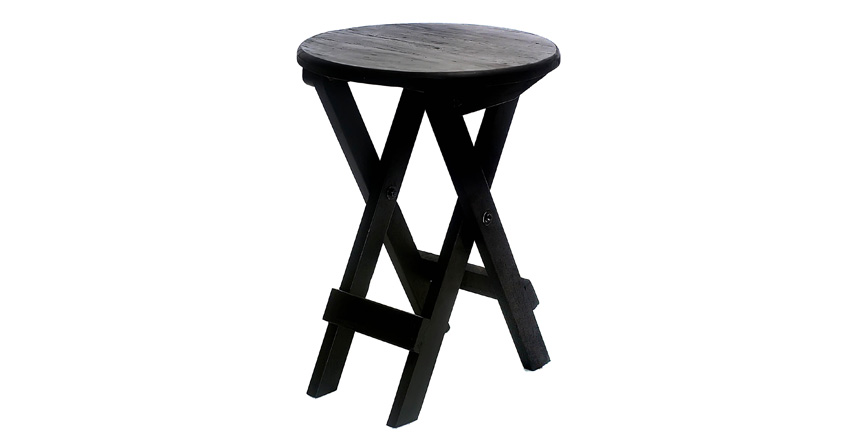 Kahoyan Round Folding Stool