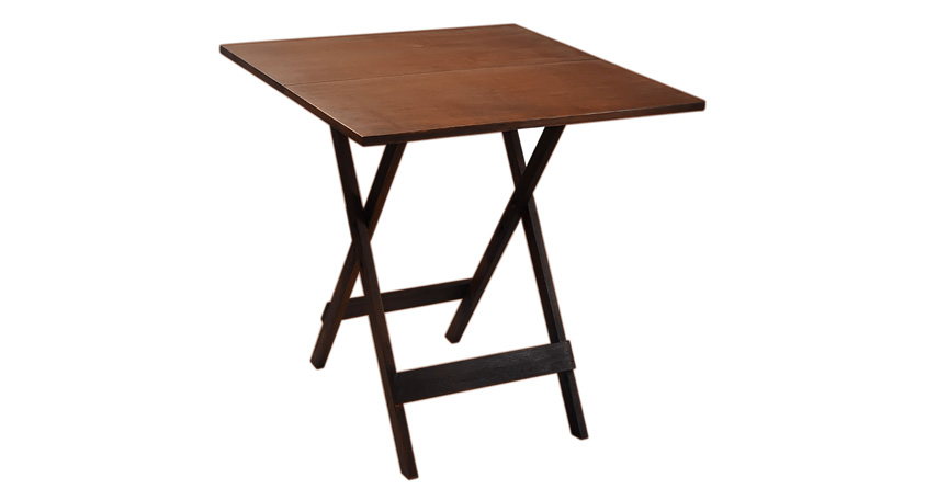 Square Folding Table Kahoy An Furniture