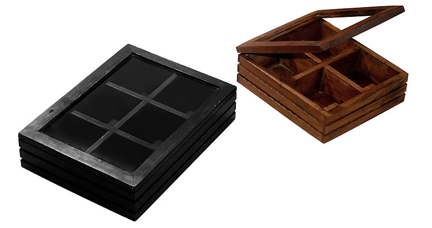 Kahoyan Tea Box