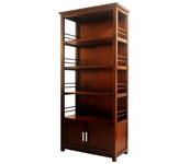 kahoyan Presentory Cabinet 2 Doors & 4 Shelves